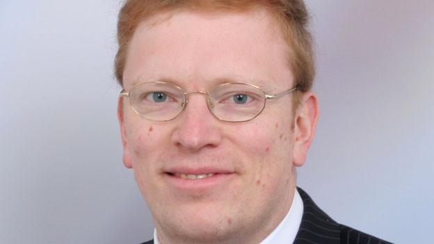 Stephan Ortmann, Politikwissenschaftler.