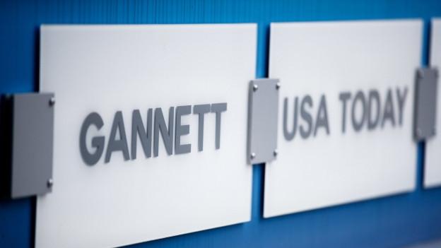 """Das Flagschiff - auch nach einer möglichen Fusion von Gannett und GateHouse: Die Zeitung """"USA Today""""."""