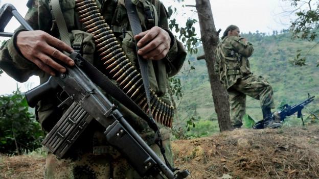 In Kolumbien droht ein neuer Konflikt.