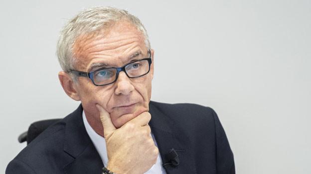 Urs Rohner, Verwaltungsratspräsident der Credit Suisse.
