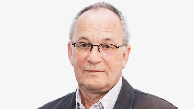 Walter Müller, früherer SRF-Südosteuropakorrespondent.