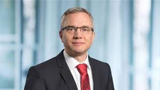 ABB-Chef Robert Itschner.