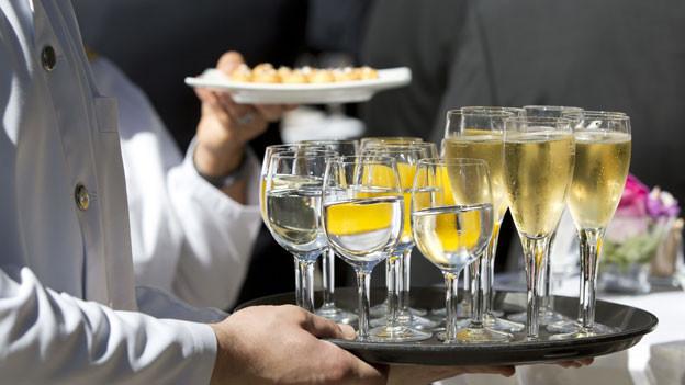 Im 2018  wurden in der Gastronomie mit Abstand am meisten Stellen gemeldet.