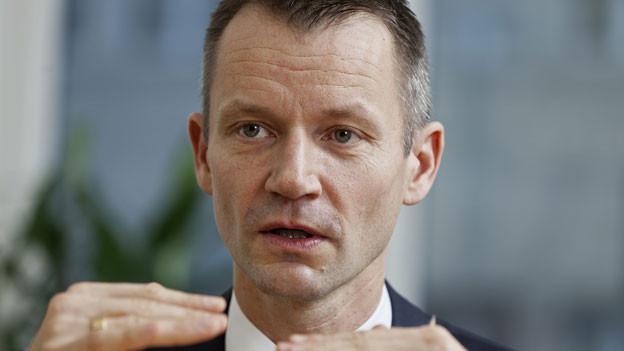 Daniel Kalt, Chef-Ökonom der UBS.