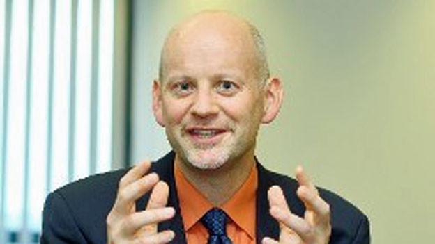 Stephan Bierling, Professor für internationale Politik an der Universität Regensburg.