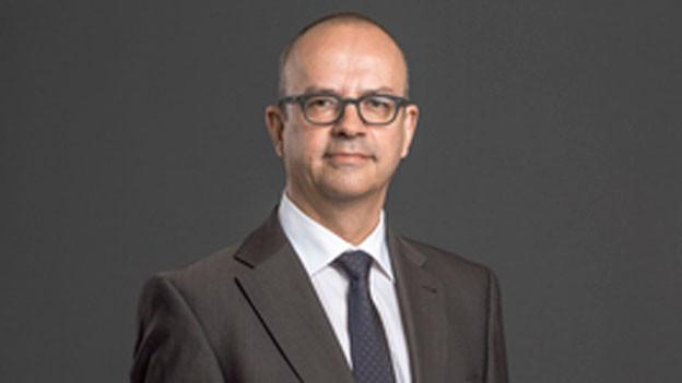 Eric Scheidegger, Chefökonom des Bundes