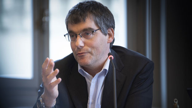 Roger Nordmann, SP-Fraktionschef.