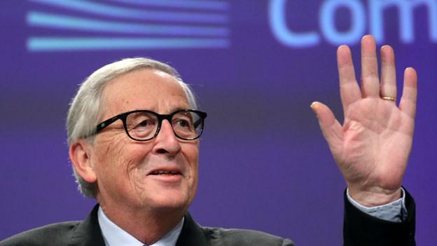 Jean-Claude Juncker: ««Es ist kein Geheimnis, dass Europa die große Liebe meines Lebens ist und immer bleiben wird».