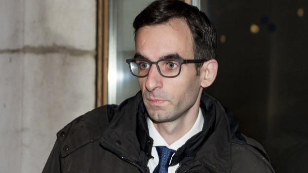 FDP-Grossrat Simon Brandt: Hat er vertrauliche Informationen an die Presse geleakt, auf Anweisung von Pierre Maudet?