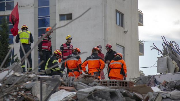 Erdbeben November 2019