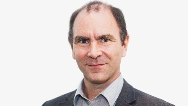 Philipp Scholkmann, SRF-Auslandredaktor.