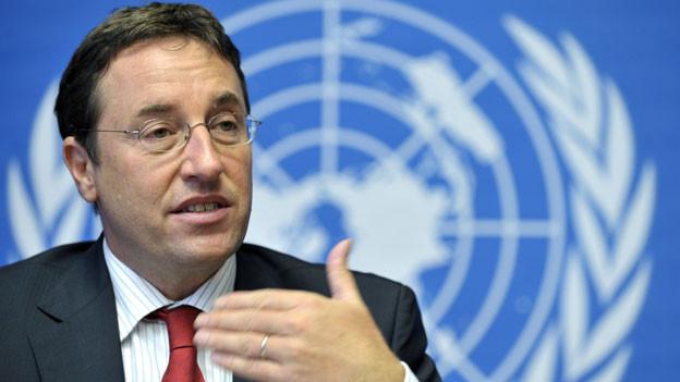 Achim Steiner, Leiter des UNO-Entwicklungsprogramms.