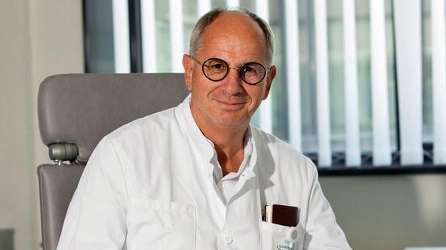 Der österreichische Arzt und Buchautor Rudolf Likar.