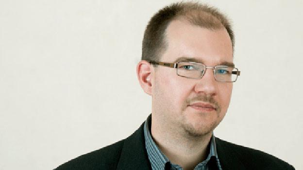 Rechtswissenschaftler Gabor Polyak.