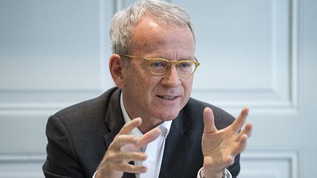Adrian Lobsiger, Eidgenössischer Datenschutz-und Öffentlichkeitsbeauftragter.