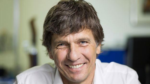 Globetrotter-Chef André Lüthi.