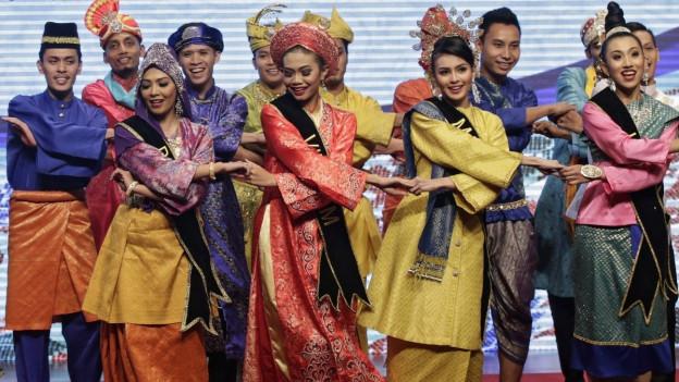 Tanzzeremonie am ASEAN-Gipfel vom 22. November 2015