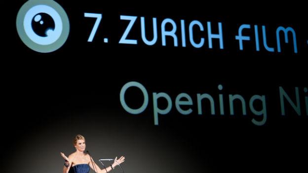 Das Zurich Film Festival findet dieses Jahr zum 9. Mal statt.