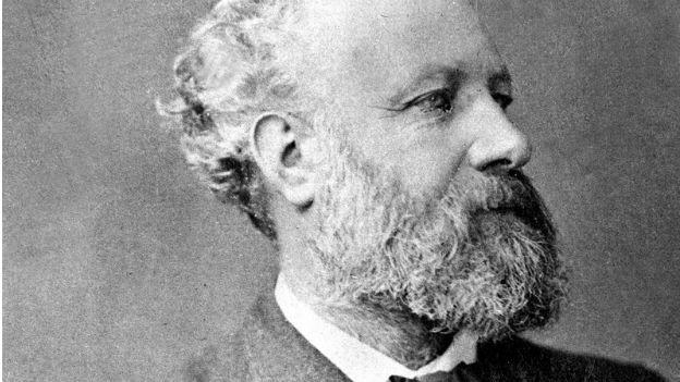 Jules Verne: Geburtstag vor 185 Jahren