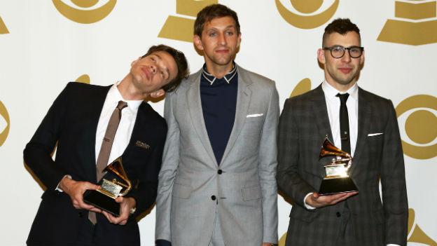 US-Band Fun erhalten Grammy für Song des Jahres
