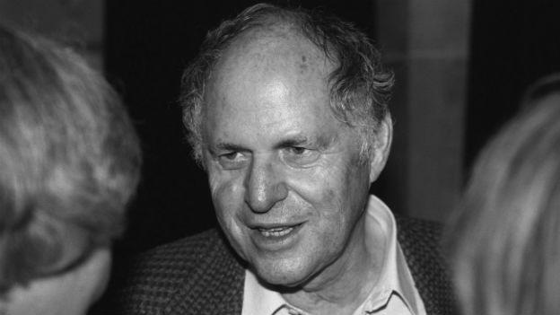 Archivbild des Kinderbuchautors Max Bolliger, 1989.