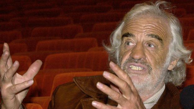 Jean-Paul Belmondo feiert am 9. April 2013 seinen 80. Geburtstag.