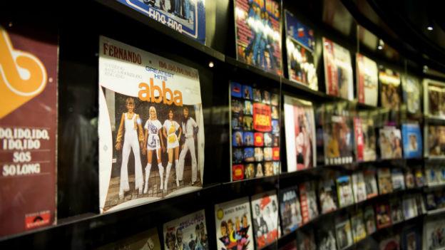 Blick ins «Abba-Museum»
