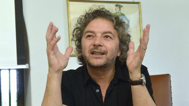 Daniele Finzi Pasca.