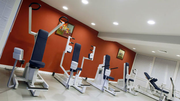 Fitness-Studio oder Folterkammer?