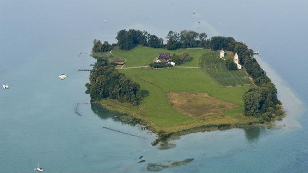 Die Insel (hier Ufenau): ein Ort der Sehnsucht
