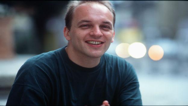 Tim Krohn.