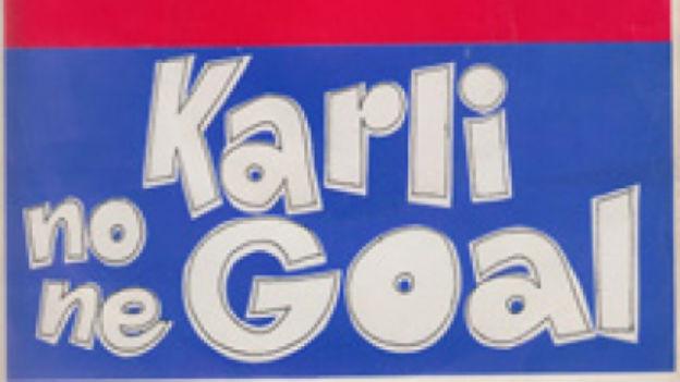 Hommage der FCB-Fans an Karli Odermatt