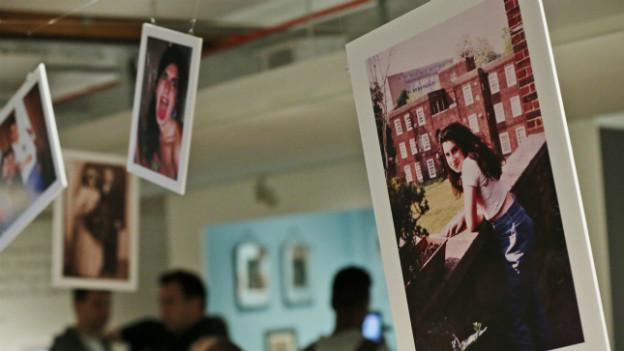 «Amy Winehouse - A Family Portrait»: Eine Ausstellung im jüdischen Museum in London.