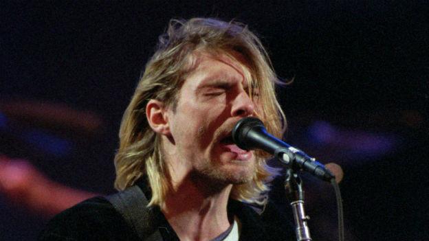 Kurt Cobain führte Nirvana zum Erfolg und scheiterte daran.