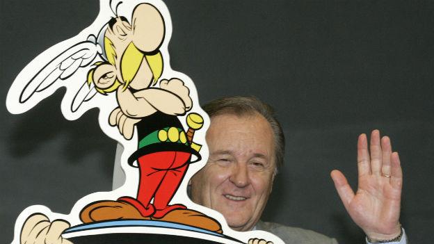 Asterix und sein Schöpfer