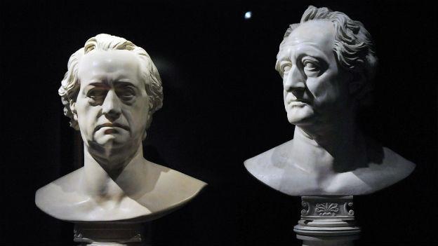 Der doppelte Goethe