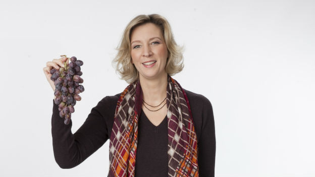 Britta Wiegelmann: Weinjournalistin