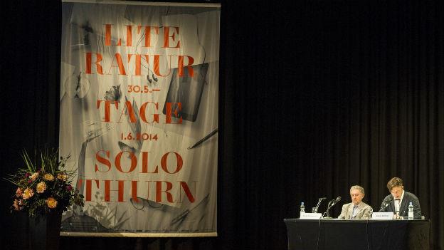 Die Literatur zu Gast in Solothurn