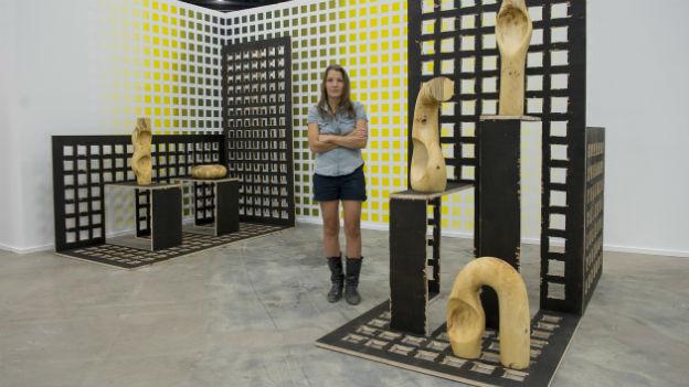 Claudia Comte - Preisträgerin des Swiss Art Awards