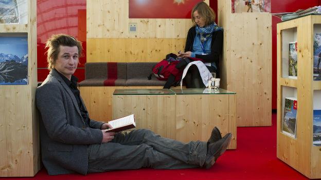 Ein Autor auf Reisen: Arno Camenisch