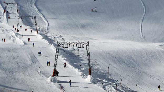 Das Skifahren als Kultur