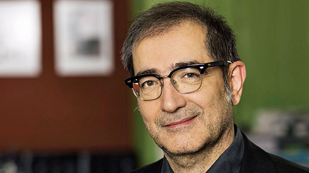 Portrait des Filmemmachers Samir.