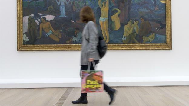 Zu Besuch bei Paul Gauguin