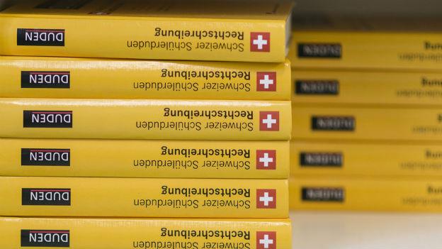 Ein Regelwerk für die deutsche Sprache