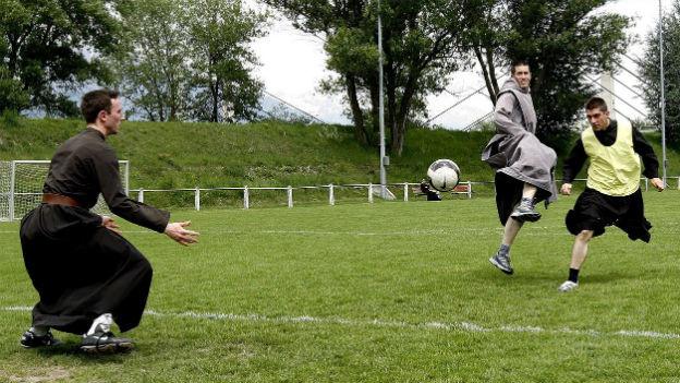 Religion Und Fußball
