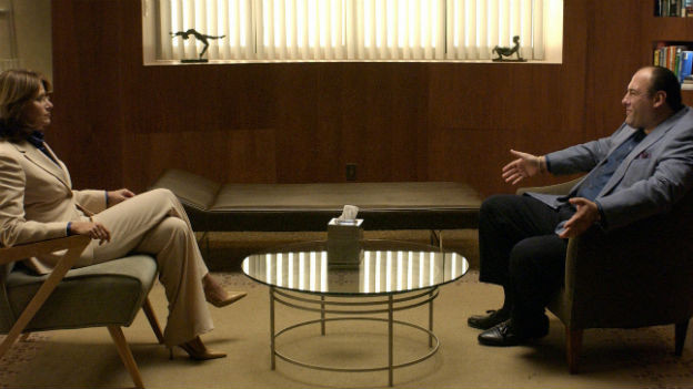 Sopranos: Der Mafioso und die Psychiaterin