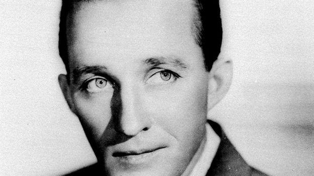 Bing Crosby träumt von einer weissen Weihnacht