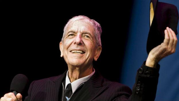 82jährig gestorben: Leonard Cohen