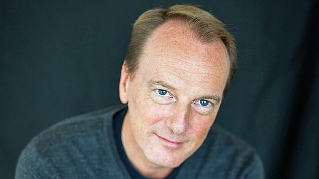 Marc Elsberg. Portraitbild.