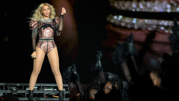 Der grösste Pop-Star des Momentes: Beyoncé
